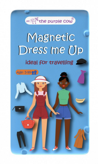 Magnetic Dress Me Up