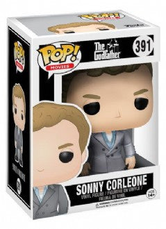 Funko Pop Movies, The Godfather, Sonny Corleone #391