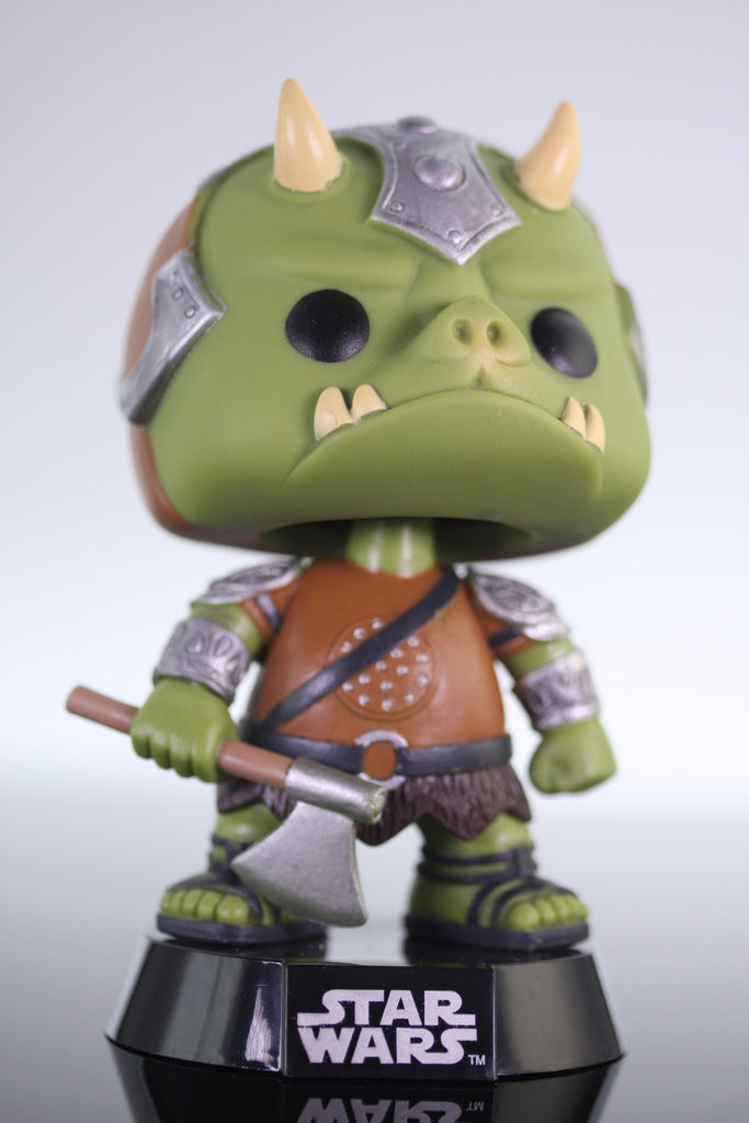 Funko Pop Star Wars, Gamorrean Guard Bobble Head #12