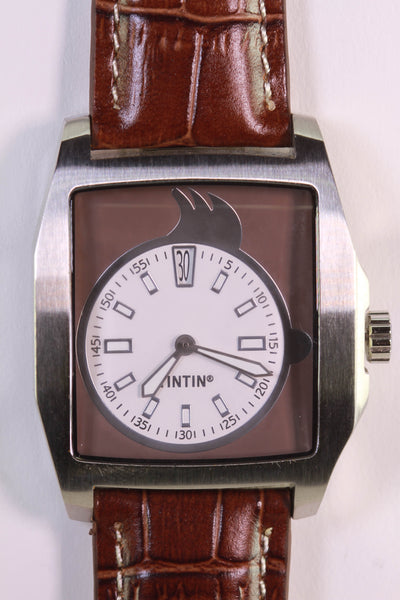 Tintin Time 2008 Tonneau Watch