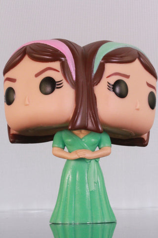 Funko Pop Television, American Horror Story, Freak Show, Tattler Twins #242