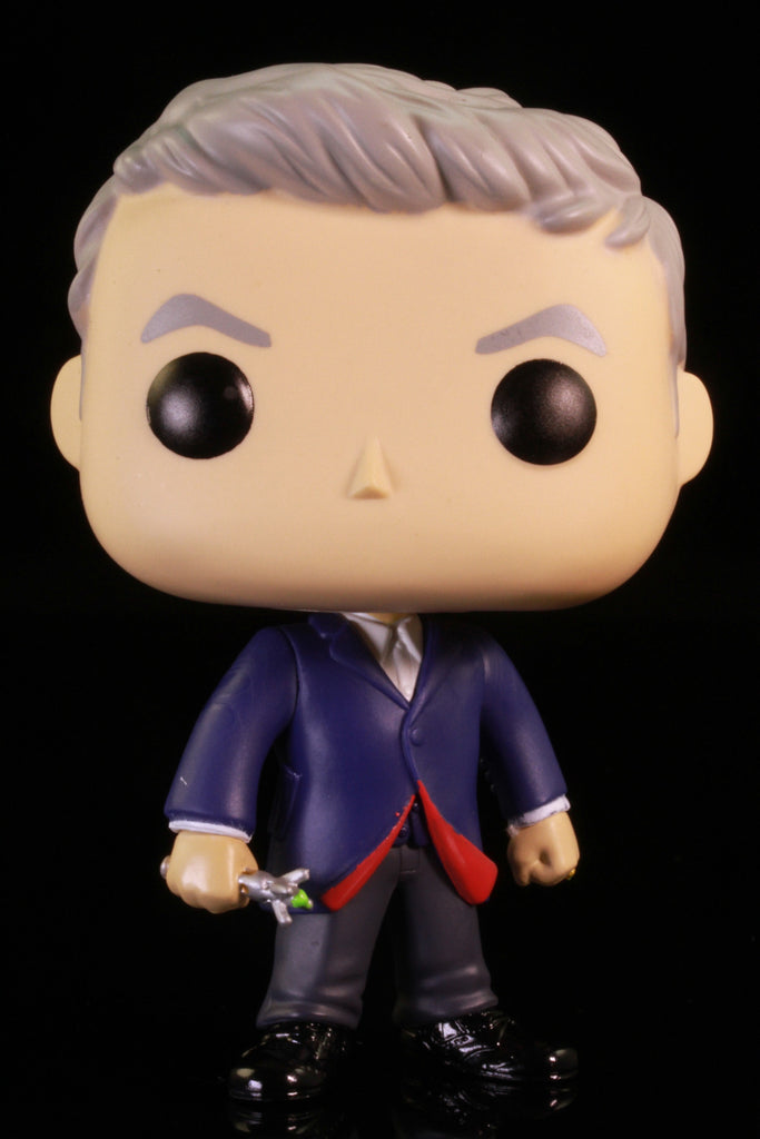 Funko Pop Television, BBC, Doctor Who, Twelfth Doctor #219