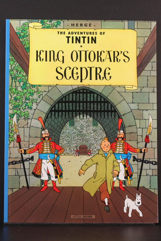 The Adventures of Tintin. King Ottokar's Sceptre