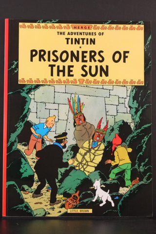 The Adventures of Tintin. The Prisoners of the Sun