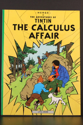 The Adventures of Tintin. The Calculus Affair