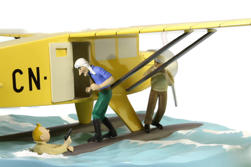 The Adventures of Tintin, The Crab with the Golden Claws Seaplane