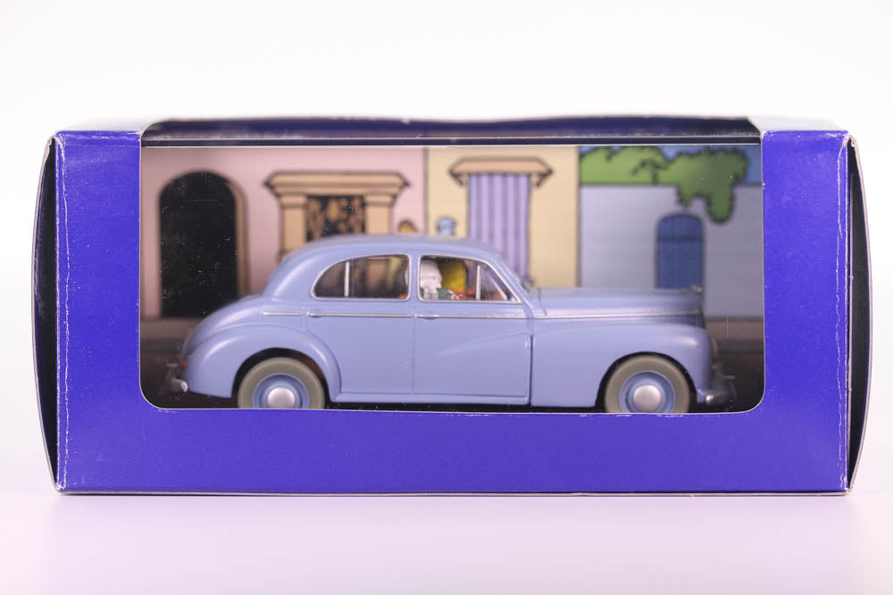 Tintin Morris Six Die Cast Car From Land of Black Gold