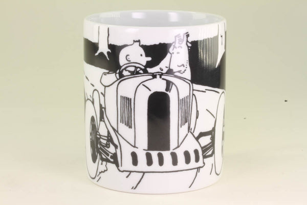 Tintin Land of the Soviets Car Mug