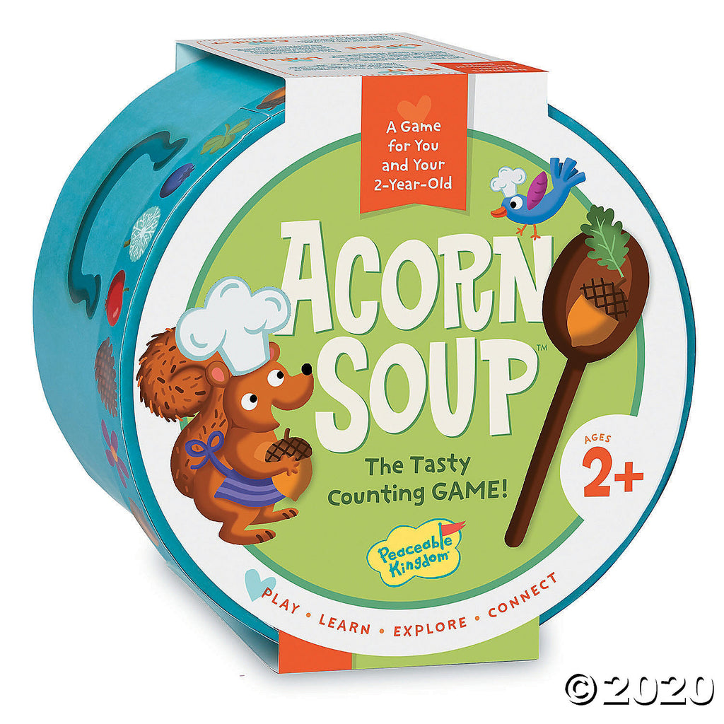 ACORN SOUP The Tasty Counting GAME