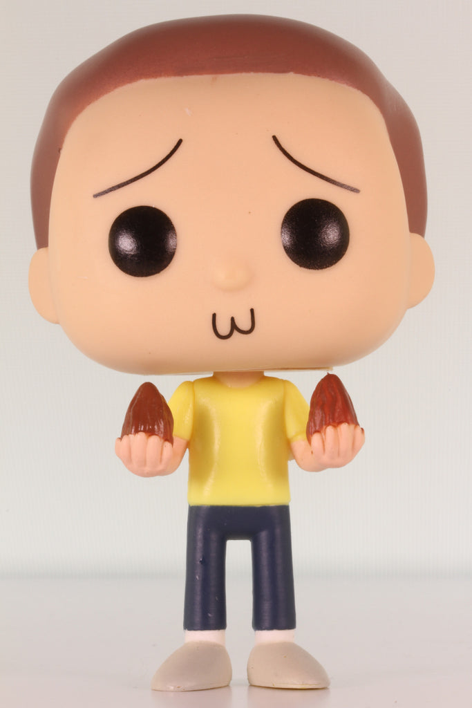 Funko Pop Animation, Rick and Morty, Morty #113