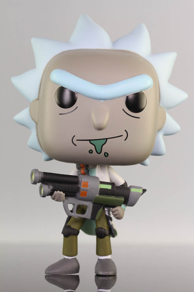 Funko Pop Animation, Rick and Morty, Weaponized Rick #172