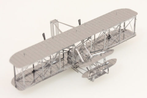 Metal Earth Wright Brothers Flyer Metal Model Kit