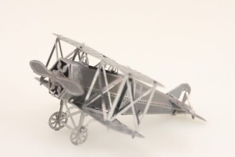 Metal Earth Fokker D-Vll Metal Model Kit