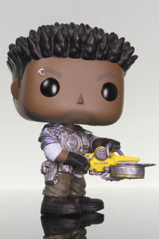 Funko Pop Games, Gears of War, Del Walker #116
