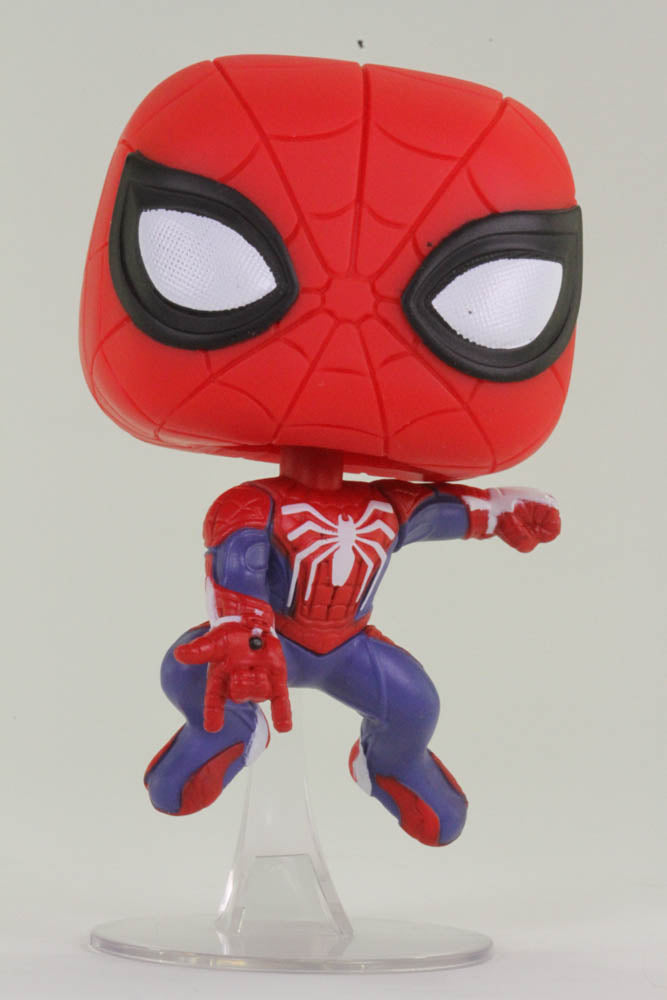 Funko Pop Games, Marvel Gamerverse, Spider-Man #334