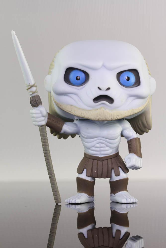 Funko Pop Television, Game of Thrones, White Walker #06