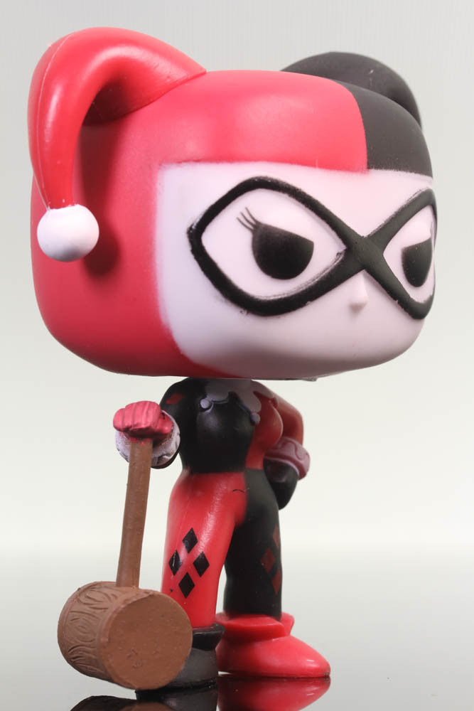 Funko Pop Heroes, DC Comics, Harley Quinn With Mallet #45