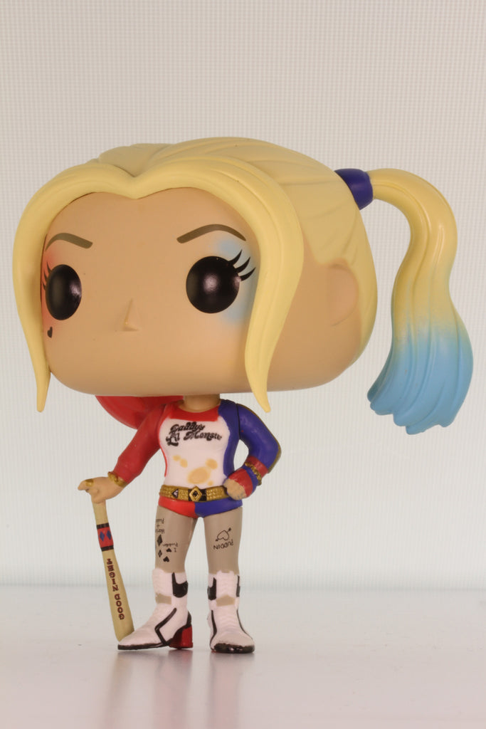 Funko Pop Heroes, Suicide Squad, Harley Quinn #97