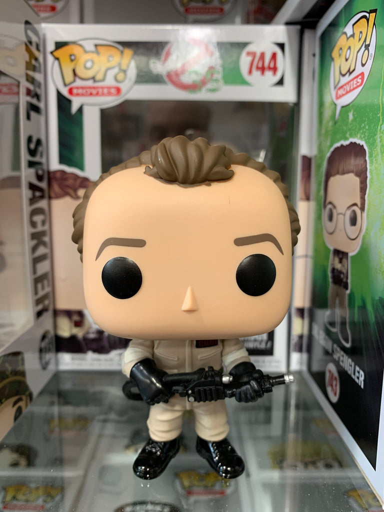 Funko Pop Movies, Ghost Busters 35th Anniversary, Dr. Peter Venkman #744