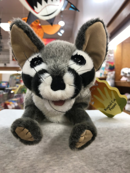 Ringtail Cat Folkmanis Puppet 8""