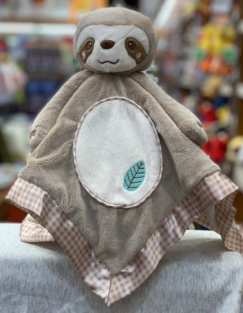 Douglas Baby Sloth Snuggler Plush 13""