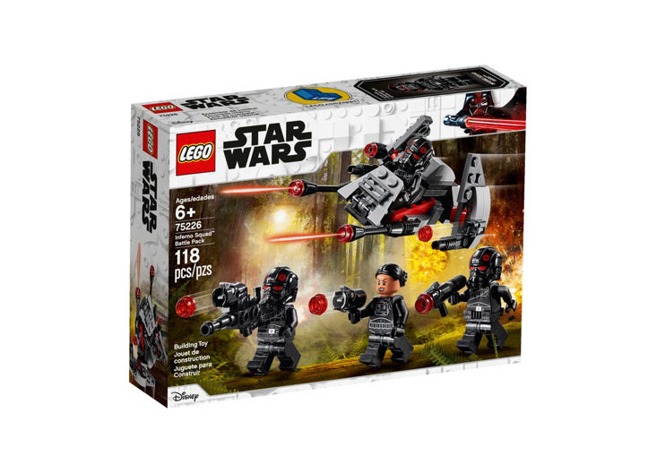 LEGO Star Wars Inferno Squad Battle Pack