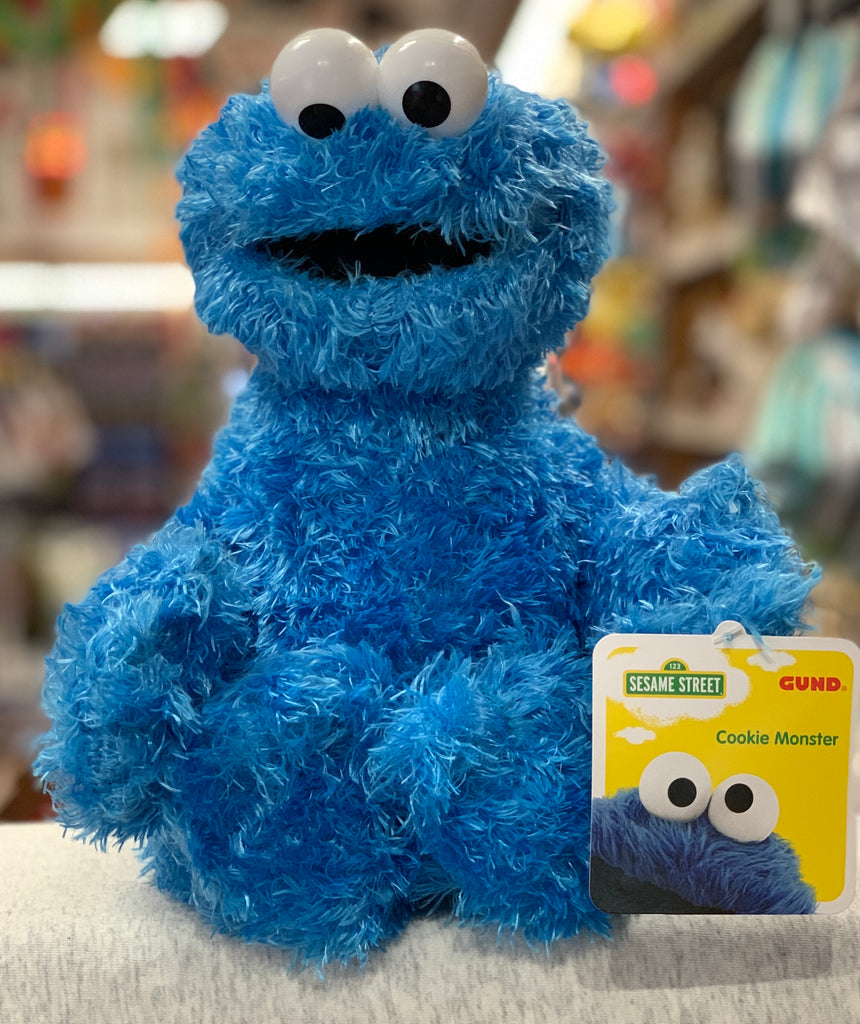 Gund Sesame Street Cookie Monster Plush 12""