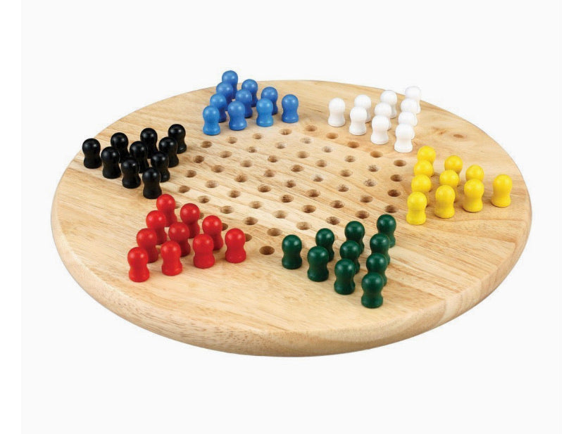 "Chinese Checkers 7"" Board"