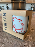 Surprised Tintin Mug