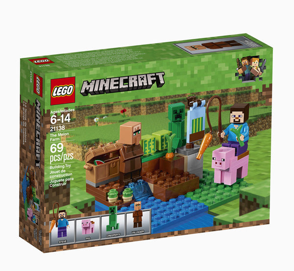 LEGO Minecraft The Melon Farm