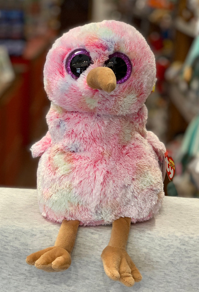 Ty Beanie Boo Medium Kiwi  Bird Plush 13""