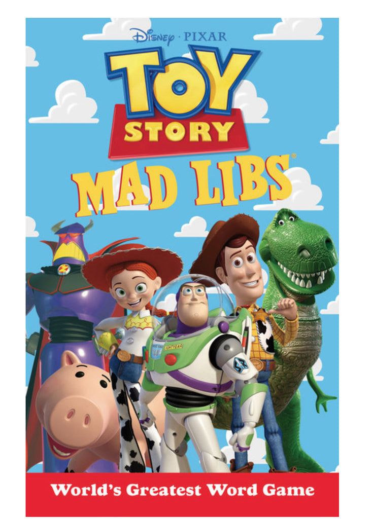 MAD LIBS Toy Story