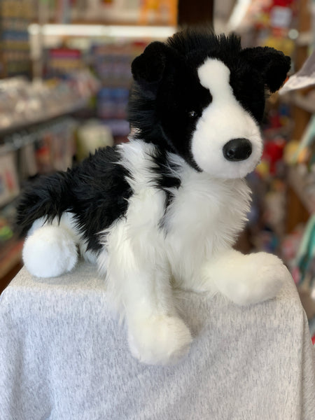 Douglas Chase Border Collie Dog 16""