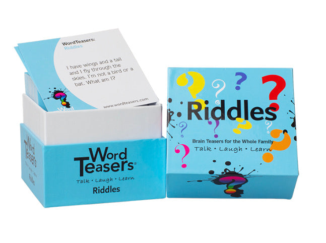 Word Teasers Riddles