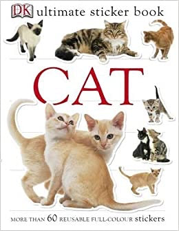 Ultimate Cat Sticker Book