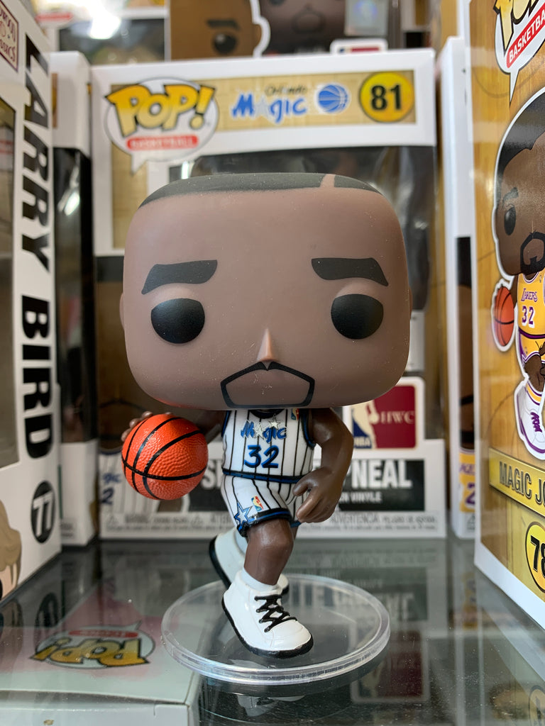 Funko Pop Basketball, Orlando Magic, Shaquille O'Neal #81