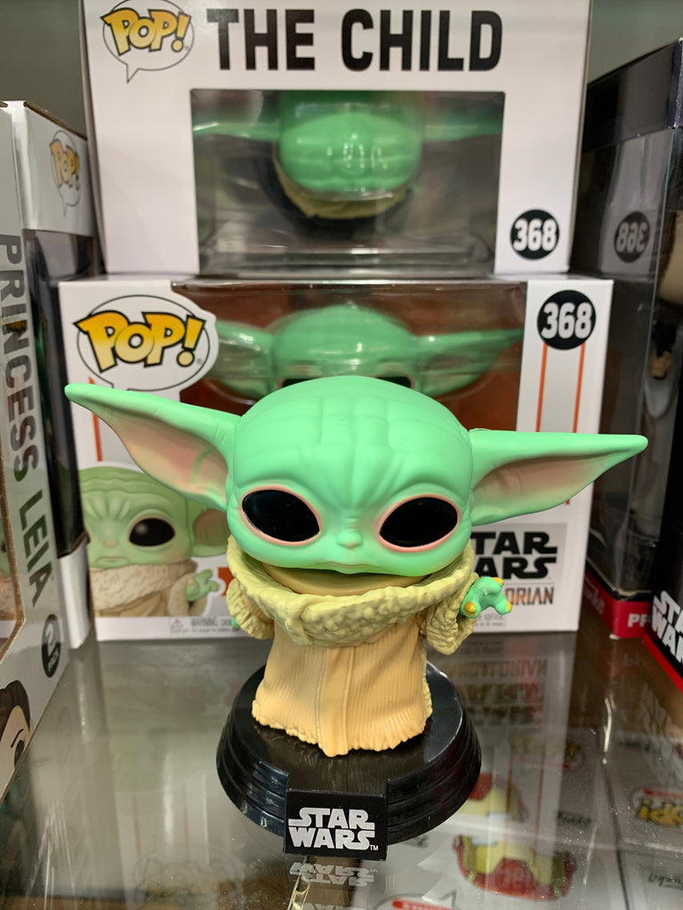 Funko Pop Star Wars, The Mandalorian, The Child #368