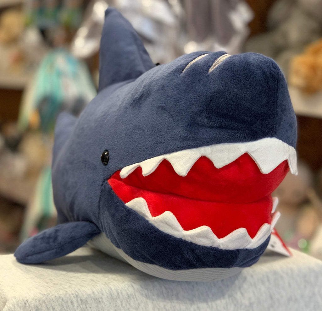 Gund Maxwell Shark Plush 17""