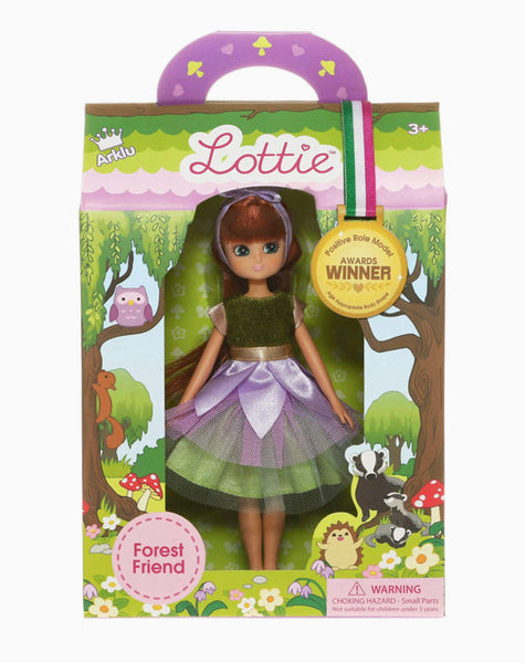 Lottie Forest Friend Emily Doll