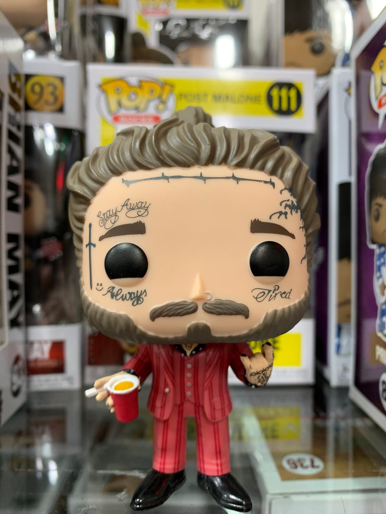 Funko Pop Rocks, Post Malone #111
