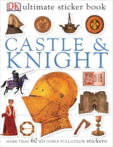 Ultimate Castle & Knight Sticker Book