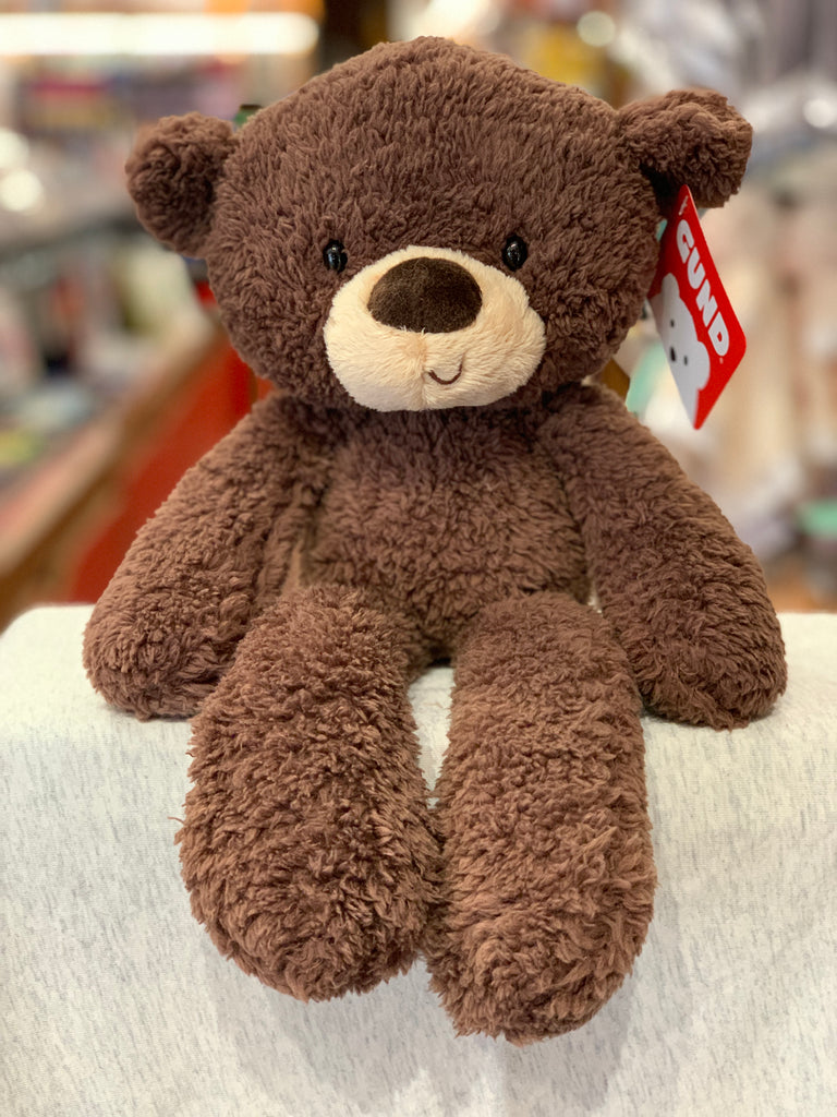Gund Fuzzy Chocolate Plush 13.5""