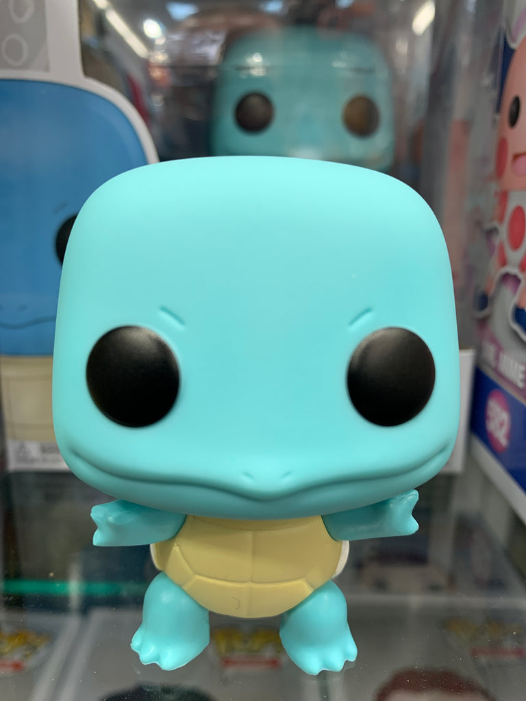 Funko Pop Games, Pokemon, Squirtle #504