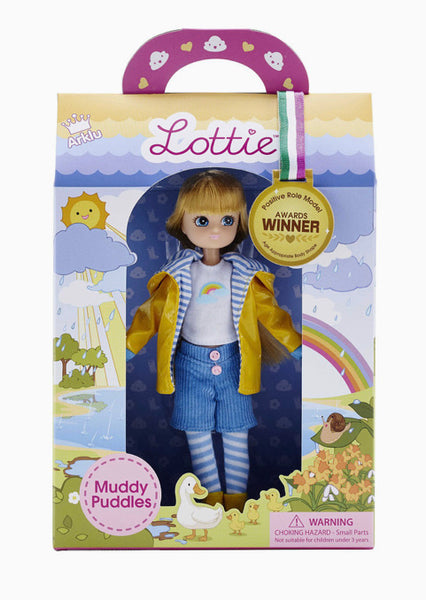 Lottie Muddy Puddles Doll