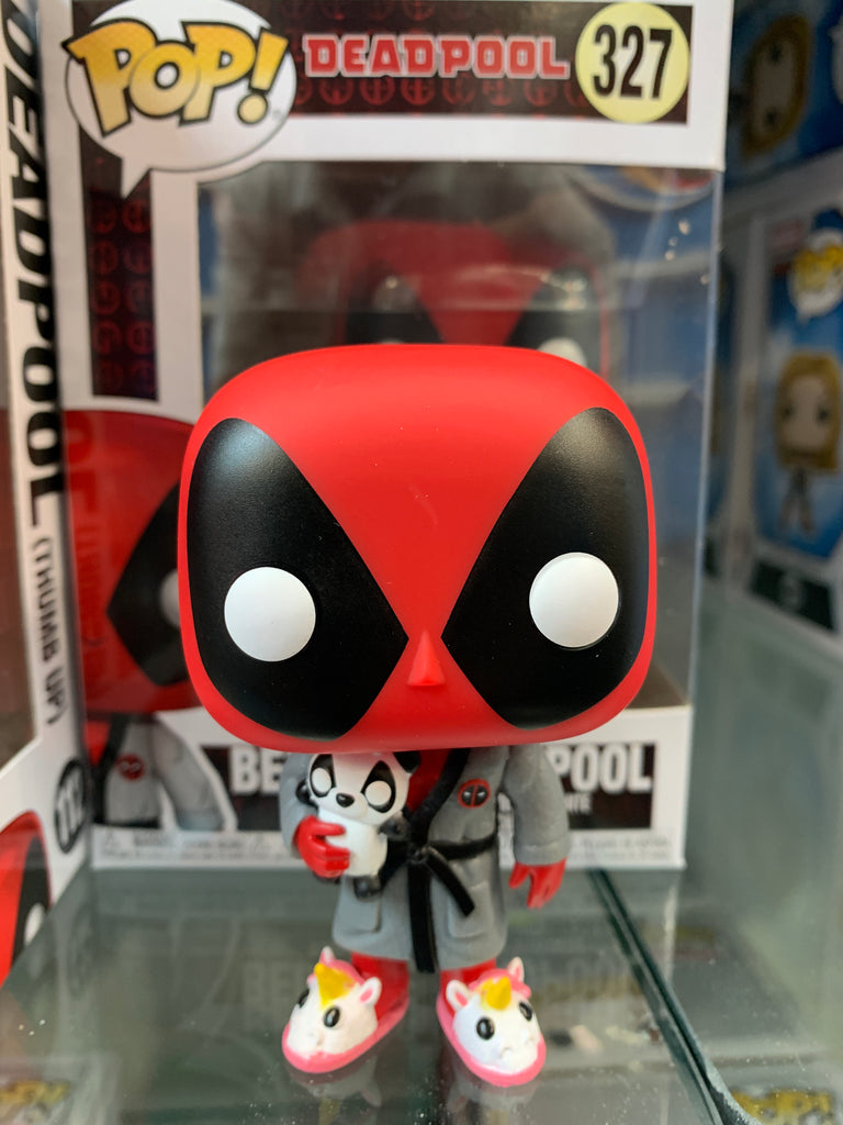 Funko Pop Marvel, Deadpool, Bedtime Deadpool #327
