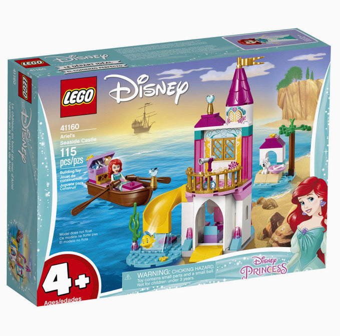 LEGO Disney Princess Ariel's Seaside Castle