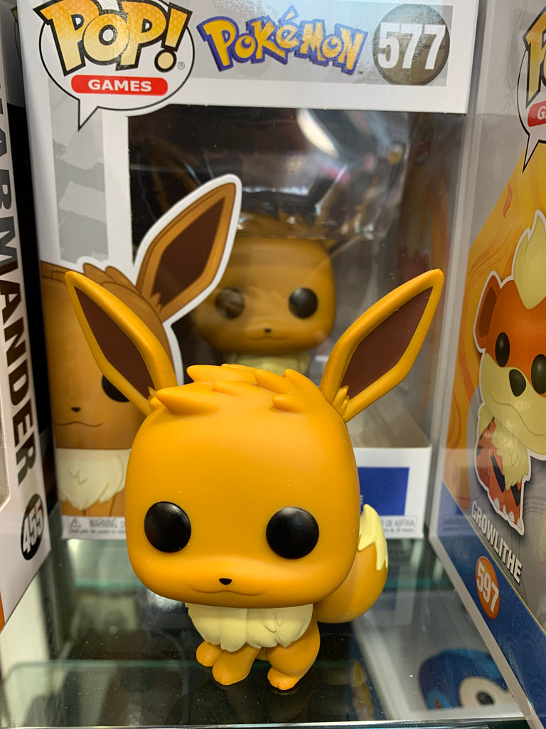 Funko Pop Games, Pokemon, Eevee #577
