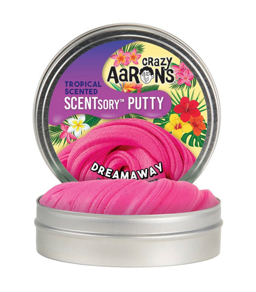 Crazy Aaron's Tropical Scented Putty Dreamaway