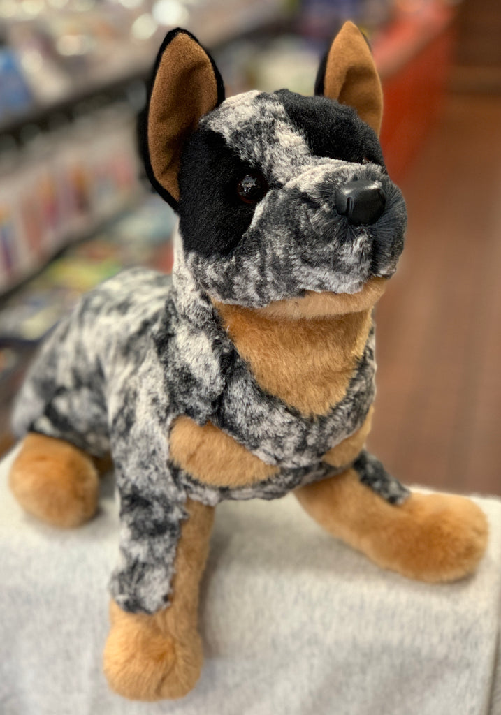 Douglas Bolt Australian Cattle Dog Plush 16""