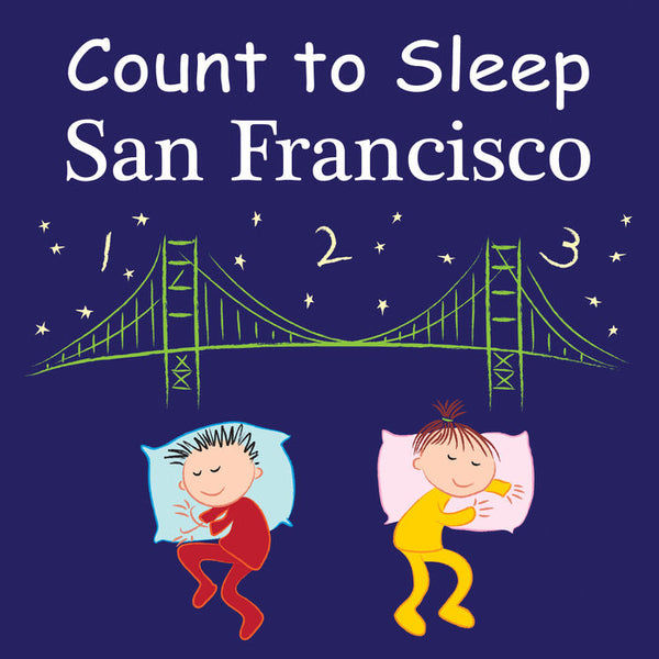 Count to Sleep San Francisco Board Book